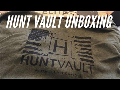 UNBOXING Hunt Vault Elite - November 2019: What's Inside?