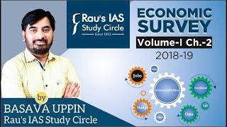 Analysis of Economic Survey 2018-19 Chapter - 02: POLICY FOR HOMO SAPIENS, NOT HOMO ECONOMICUS