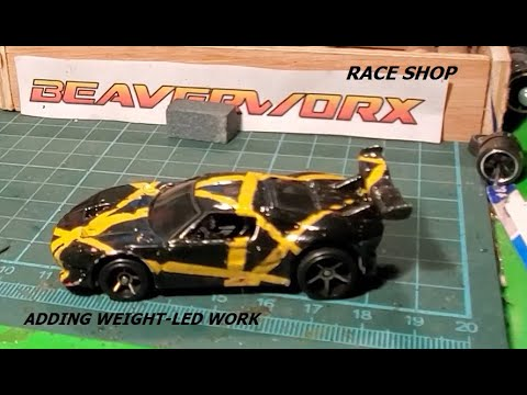 Beaverworx Diecast Racing