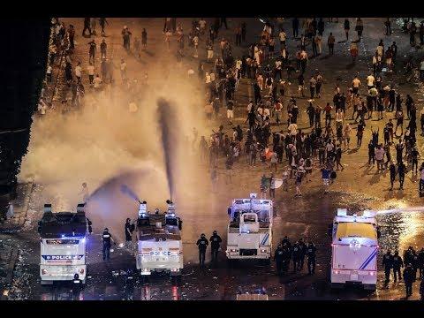 FIFA World Cup 2018: Ăn mừng hóa bạo lực ở Paris
