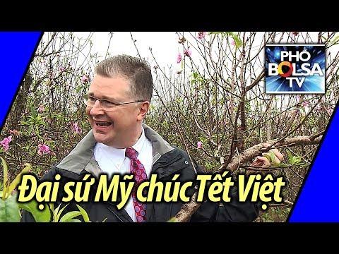 Đại sứ Hoa Kỳ tại Việt Nam Dan Kritenbrink chúc Tết