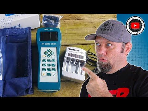 RigExpert AA-2000   Best Ham Radio Antenna Analyzer?