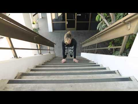 Stair Workout - Jillian Michaels