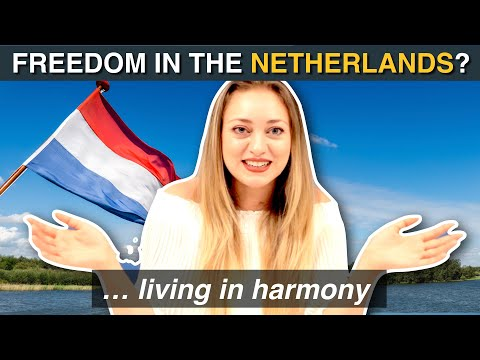 Do you feel FREE in the NETHERLANDS? photo