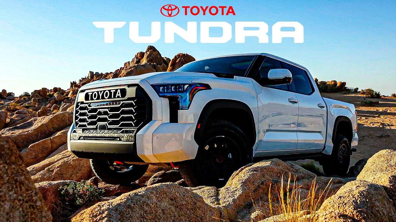 NEW 2022 Toyota TUNDRA Reveal | TRD PRO – 1794 Edition – Platinum – Limited – SR5 – SR
