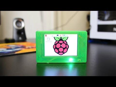 NEW Portable Raspberry Pi 3 B+ - UCIKKp8dpElMSnPnZyzmXlVQ