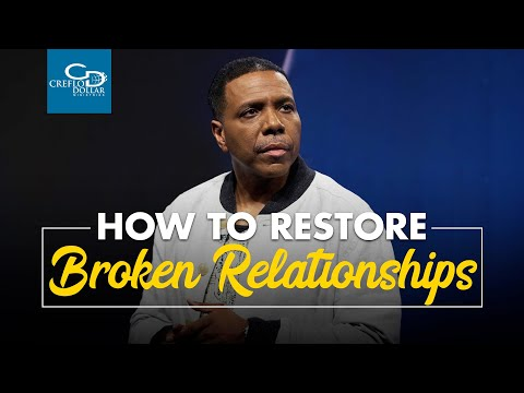 How to Restore Broken Relationships - Sunday Service