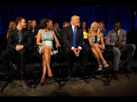 The Celebrity Apprentice 2015 Press Conference