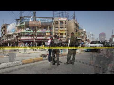 مقتل وإصابة 33 انتحارياً بينهم قادة بانفجار في الحويجة في العراق