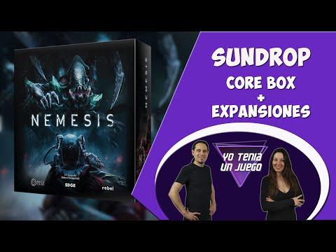 Nemesis - Sundrop core+expansiones - Yo Tenía Un Juego De Mesa #78