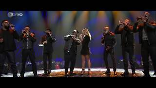 Naturally 7 and Helene Fischer (Adele Cover) Live at the Helene Fischer Show 2016