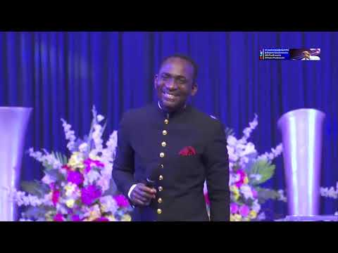 THE BLESSING AND BACKING OF GOD BY DR PAUL ENENCHE