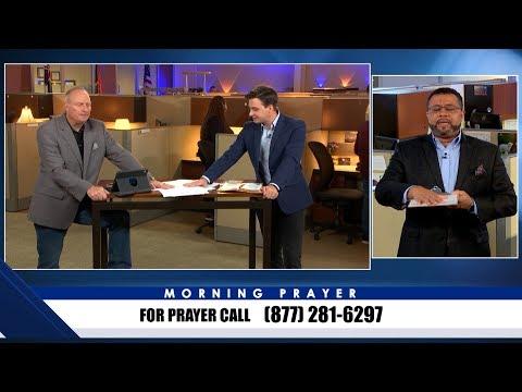 Morning Prayer: Monday, April 13, 2020