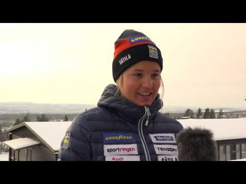 Fjällbloggen 10 november 2016 skicross landslaget