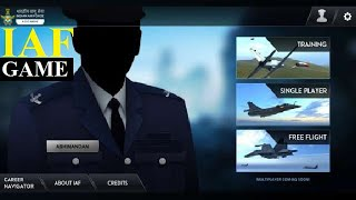 Indian Air Force A Cut Above | IAF A cut above game 2019 launch , IAF a Cut above(phone) Mobile Game