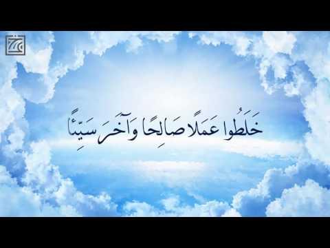 وَآخَرُونَ اعْتَرَفُوا بِذُنُوبِهِمْ - معاني قرآنية مهجورة