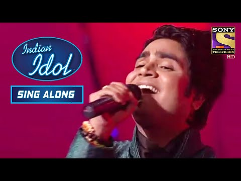 'Ae Ajnabee' का Soothing Rendition! | Indian Idol | Sing Along