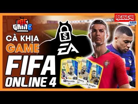 Cà Khịa Game: FIFA ONLINE 4 - Đồng Hành Cùng Euro 2020 | meGAME