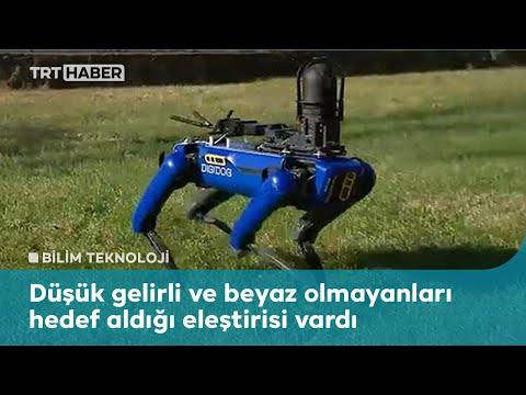 """Robot köpek """"Digidog""""un görevi sonlandırıldı"""
