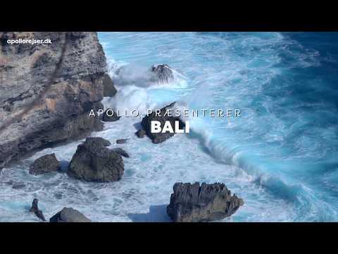 Fantastiske Rejser til Bali med Apollo