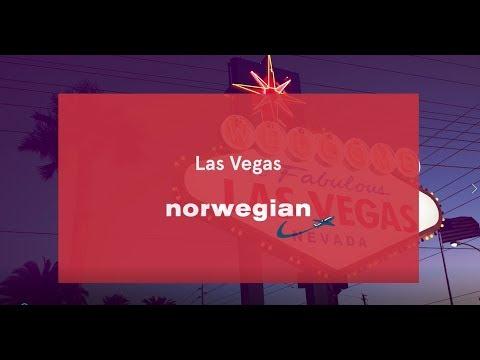 Discover Las Vegas with Norwegian (DK)