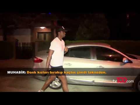 Evli futbolcu Donk çapkınlıkta yakalandı, Kuruçeşme'den Arnavutköy'e kadar koştu