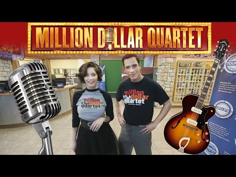 Million Dollar Quartet | Branson Missouri Shows (webcam show)