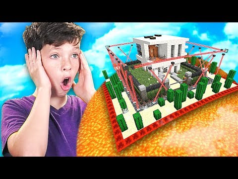 MINECRAFT CAN YOU BEAT my LITTLE BROTHER'S IMPOSSIBLE HOUSE...? *DO NOT TRY* - UC70Dib4MvFfT1tU6MqeyHpQ