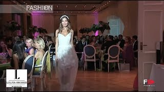 LOLITA SHONIDI Haute Couture 2014 Moscow - Fashion Channel