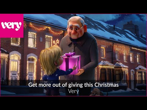 very.co.uk & Very Voucher Code video: Very.co.uk Christmas Advert 2019 | Get More Out of Giving