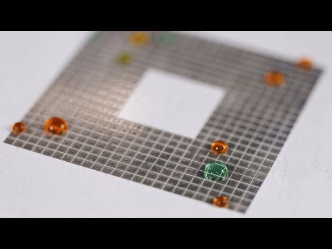 MIT develops technology to digitally program water droplets