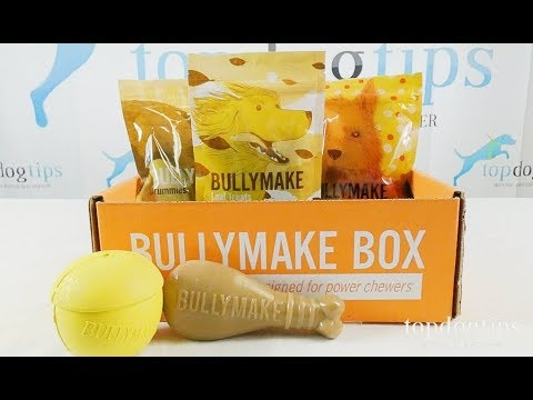 November 2019 Bullymake Unboxing