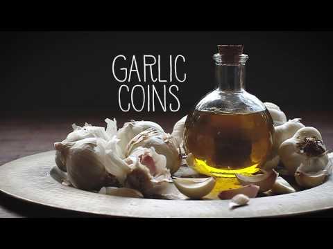 FOOD TIPS: garlic coins