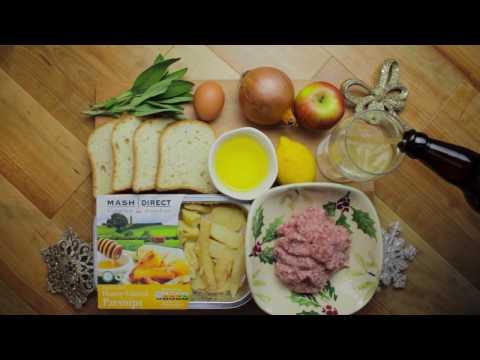 12 Veg of Christmas - Gluten-Free 'ChristMash' Stuffing