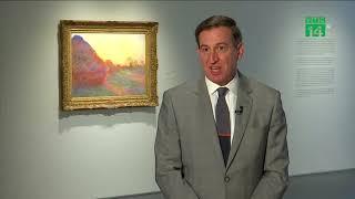 Bức họa của Monet được bán với giá kỷ lục 110.7 triệu USD | VTC14
