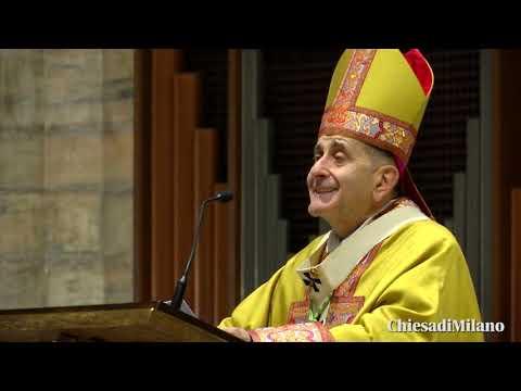 Milano 4 novembre 2019  San Carlo, Pontificale in Duomo - omelia di mons. Delpini