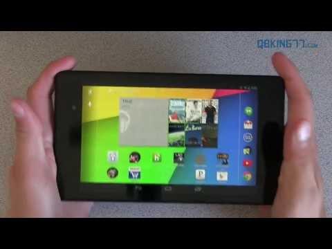 Google Nexus 7 (2013) Review - UCbR6jJpva9VIIAHTse4C3hw