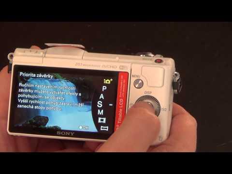 Videorecenze Sony Alpha A5000 tělo