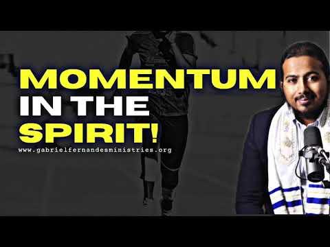 GAINING MOMENTUM IN THE SPIRIT & MOVING AT GOD'S PACE - SHORT SERMON & PRAYER EV. GABRIEL FERNANDES