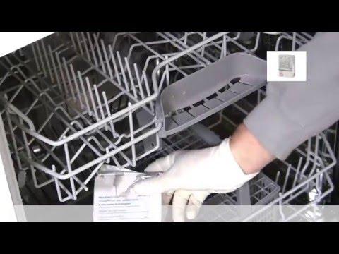 Hvordan renser jeg oppvaskmaskinen?