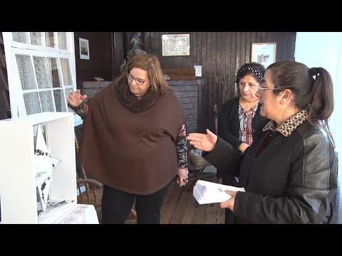 Concretaron la entrega de la Estrella de la identidad al Museo de los Pioneros de Río Gallegos