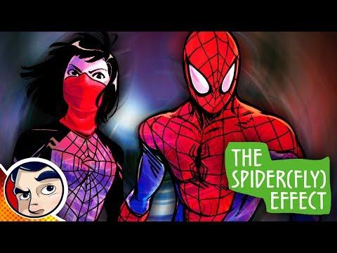 "Silk & Spider-Man ""Spider-Fly Effect"" PT1 - Complete Story | Comicstorian - UCmA-0j6DRVQWo4skl8Otkiw"