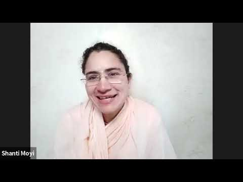 Online Sangha with Vishakha Devi Dasi 11