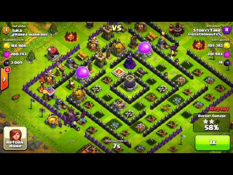The History of the #1 Player + Cheating in Clash of Clans - UCxNMYToYIBPYV829BJcmUQg