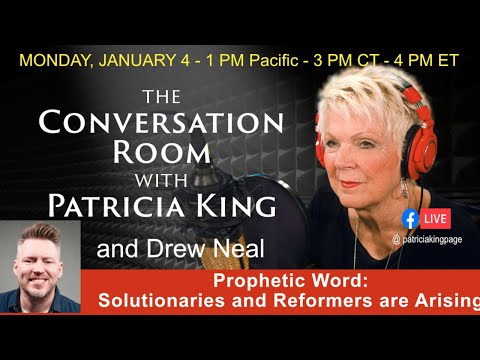 The Conversation Room with Patricia King and Drew Neal
