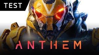 Vidéo-Test : TEST   ANTHEM PS4 FR