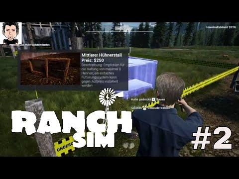 #RanchSimulator Angespielt Folge 2