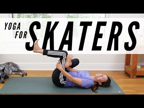 Yoga For Skaters     Yoga With Adriene
