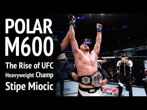 The Rise of UFC Heavyweight Champ Stipe Miocic