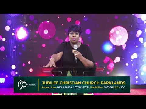 Jubilee Christian Church Parklands - 16th August 2020  Paybill No:  545700 - A/c: JCC